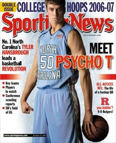 d7e3ceae5 Tyler Hansbrough my secret husband. Karen Castevens · UNC - Tarheels