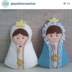 https://flic.kr/p/odTEbW | By @jaquelinecsantos ! #imagem #santa #felt #feltro…