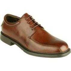 Men's Nunn Bush Marcell Brown Leather - $68