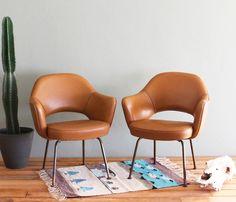 Cadeira Saarinen Executive (Com braços)   Essência Móveis de Design