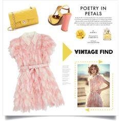 Your Favorite Vintage Find by marina-volaric on Polyvore featuring Chanel, Marc Jacobs, Fendi and vintage