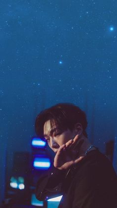 Those little sharp eyes of yours😍 Bobby, Ikon Member, Kim Jinhwan, Ikon Wallpaper, Tumblr Backgrounds, S Pic, Yg Entertainment, Art Music, Kpop Groups
