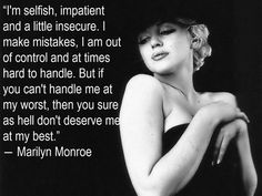 Marilyn Monroe Quotes 027
