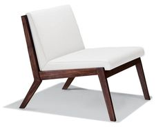 Edge Lounge Chair by Justin Porcano for Bernhardt Design