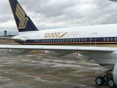 Airbus celebrates 10,000 planes