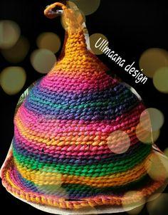 Hand crochet by Ullmaana Waldorf- style