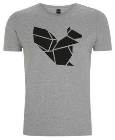 Origami Eichhoernchen VON Eulenschnitt now on JUNIQE!