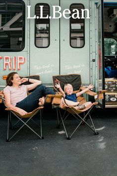L.L.Bean Ambassadors Dineo Dowd and The Bowman Family have taken their families on the road for the outside adventure of a lifetime! Hop onboard to read their stories, RV travel tips, and insights about travel and life on the open road.