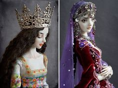 Porcelana Beauties, Marina Bychkova