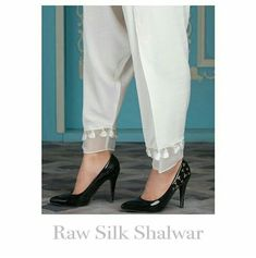 Fashion Hijab Style Casual Shoes 44 Ideas For 2019 Salwar Designs, Kurti Neck Designs, Blouse Designs, Fashion Pants, Hijab Fashion, Frilly Shirt, Salwar Pattern, Salwar Pants, Indian Designer Suits