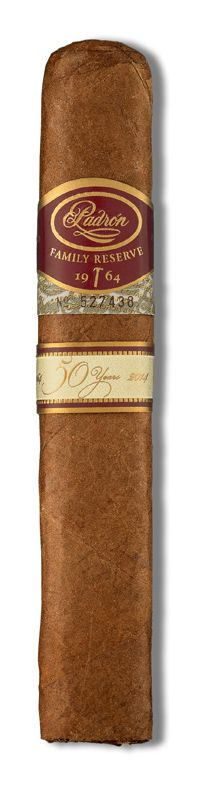 Cigar Aficionado 2015 Top 25 #5 • Padrón Family Reserve 50 Years Natural