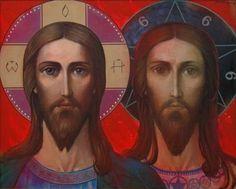 Ilya Glazunov - The picture of Christ and Antichrist