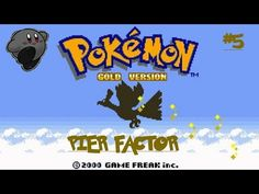 Pokemon Gold Playthrough #5: Pier Factor