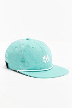 Vans Palmed Nylon Strapback Hat 201502cb60c