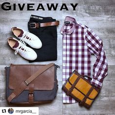 Giveaway alert! Make sure to follow the steps and get a chance to win! Good luck!  #Repost @mrgarcia__  Its time for a Fathers Day GIVEAWAY!! If youre looking for the perfect gift for dad then your in the right place! Ive partnered with my friends at @Vetellibrand to giveaway this awesome messenger bag AND this awesome hanging toiletry bag!! There will be 2 winners one for each bag! Winners will receive the bag right before Fathers Day! How awesome is that?! To enter follow these rules: 1)…