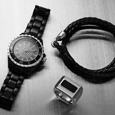 Shop the Luminosity watch at Bling Jewelry! Normal Body Temperature, Stainless Steel Jewelry, Well Dressed Men, Signet Ring, Black Enamel, Bling Jewelry, Sterling Silver Jewelry, Fashion Jewelry, Rings For Men