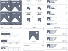 Why the Best Wireframe Style Is No Style