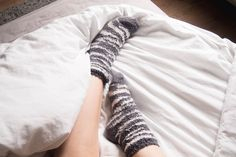 Cold nights and cozy socks #autumn #fall #cozy