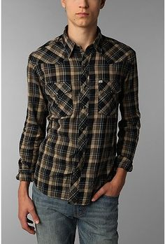 Salt Valley High Point Western Shirt $49.00