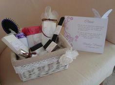 cestas para los baños para bodas  cestas artesanal