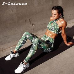 Quick Dry Workout Tracksuit Price: 43.00 USD & FREE Shipping #activewear #gymstyle #fashion #yogapants