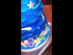 Party by the Sea Cake ! - YouTube
