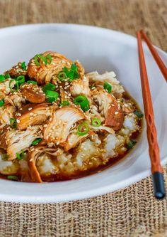 Best Of Cooking: Crockpot Teriyaki Chicken