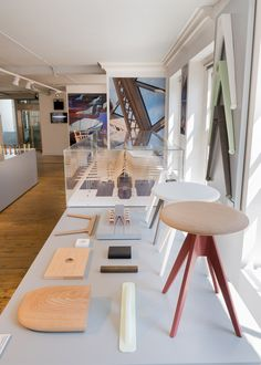 Foster + Partners opens exhibition of industrial design at Aram Gallery