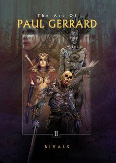 Apocalyptic mind warp art, the art of Paul Gerrard - IMAGINESS ART