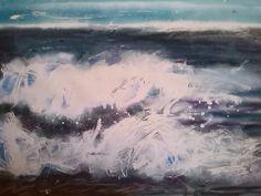 olas de marina del pozo