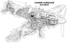 hawker hurricane - Google Search