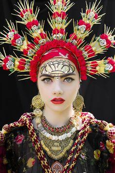 The Folklore Beauties of Ula Kóska – Fubiz Media