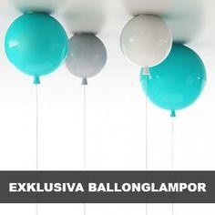Ballonglampor