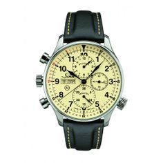 Sinn 917 - Leather Strap | Sinn Watches | Watches | Page And Cooper