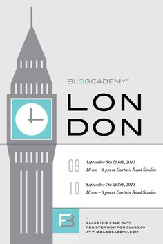 The Blogcademy London