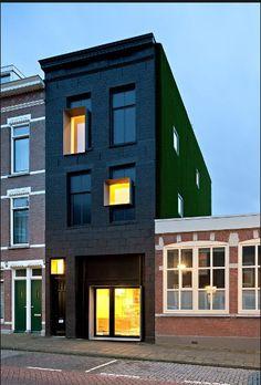 De zwarte parel in Rotterdam Zuid.