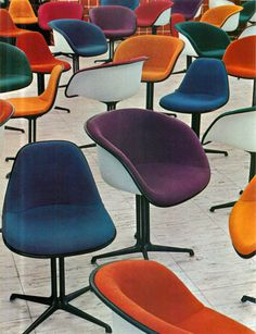 Eames mid century modern and mid century on pinterest for Acheter chaise eames