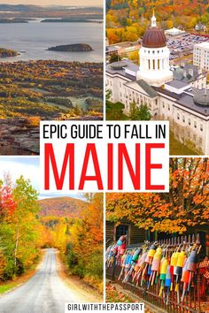 Maine vacation fall, Maine Coast, Fall in Maine, Maine in the Fall, Maine vacation fall road trips, Maine Travel Guide, Maine Travel Fall, Maine travel guide, Maine travel photography, Maine travel tips, Maine itinerary, Maine travel itinerary, Maine travel outfits, Maine travel road trips, Maine fall foliage, Maine travel outfits, etc. Us Travel Destinations, Amazing Destinations, Travel Guides, Travel Tips, Maine In The Fall, Visit Maine, Us Road Trip, New York City Travel, United States Travel
