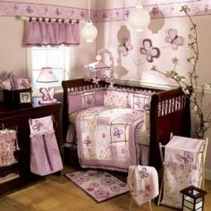 Delightful Think This One Is My Favorite So Far For A Baby Girl Butterfly Theme Room