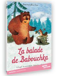 La Balade de Babouchka - ARTE Boutique - Films, séries, documentaires, spectacles en VOD, DVD, Blu-ray, livres et BD