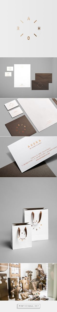 Ahora ~ Watches & Jewellery on Behance... - a grouped images picture - Pin Them All