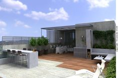 #roofgardens not only offer a unique experience of living, but also have many benefits.