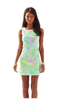 Check out this product from Lilly - Mila Lace Detail Shift Dress  http://www.lillypulitzer.com/product/shop-prints/coconut-jungle/mila-lace-detail-shift-dress/pc/9/c/543/9042.uts