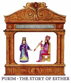 PDF ~ Beautiful Paper Figures to Tell The Story of Esther ~ Thanks to ! Esther Bible, Book Of Esther, Toy Theatre, Theater, Feast Of Purim, Story Of Esther, Happy Purim, Preschool Bible, Preschool Crafts