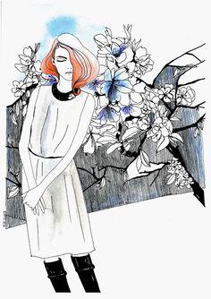 I LOVE ILLUSTRATION: Katlin Kaljuvee