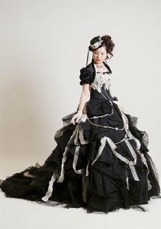 Steampunk Wedding Dress  - Available in Every Color