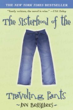 This book is about four friends who find a pair of jeans before their summer vacation. Even though each girl is very different among their shapes and sizes, the jeans mysteriously fit them all.  The jeans are mailed from place to place to each girl and carry stories with them. I would like to read this book because I absolutely loved the movie. I can really relate to the storyline of this book because what girl doesn't love a good book about friendship.