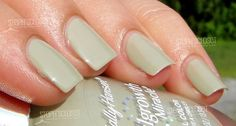 Sally Hansen's Nailgrowth Miracle in Creamy Olive.
