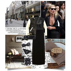 Street Style Chic, created by mariananogueirabr on Polyvore