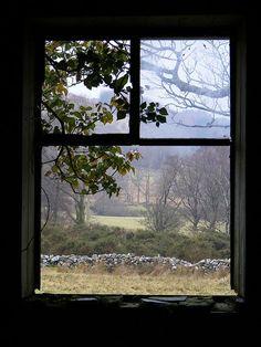 Window View, Gwynedd, Wales